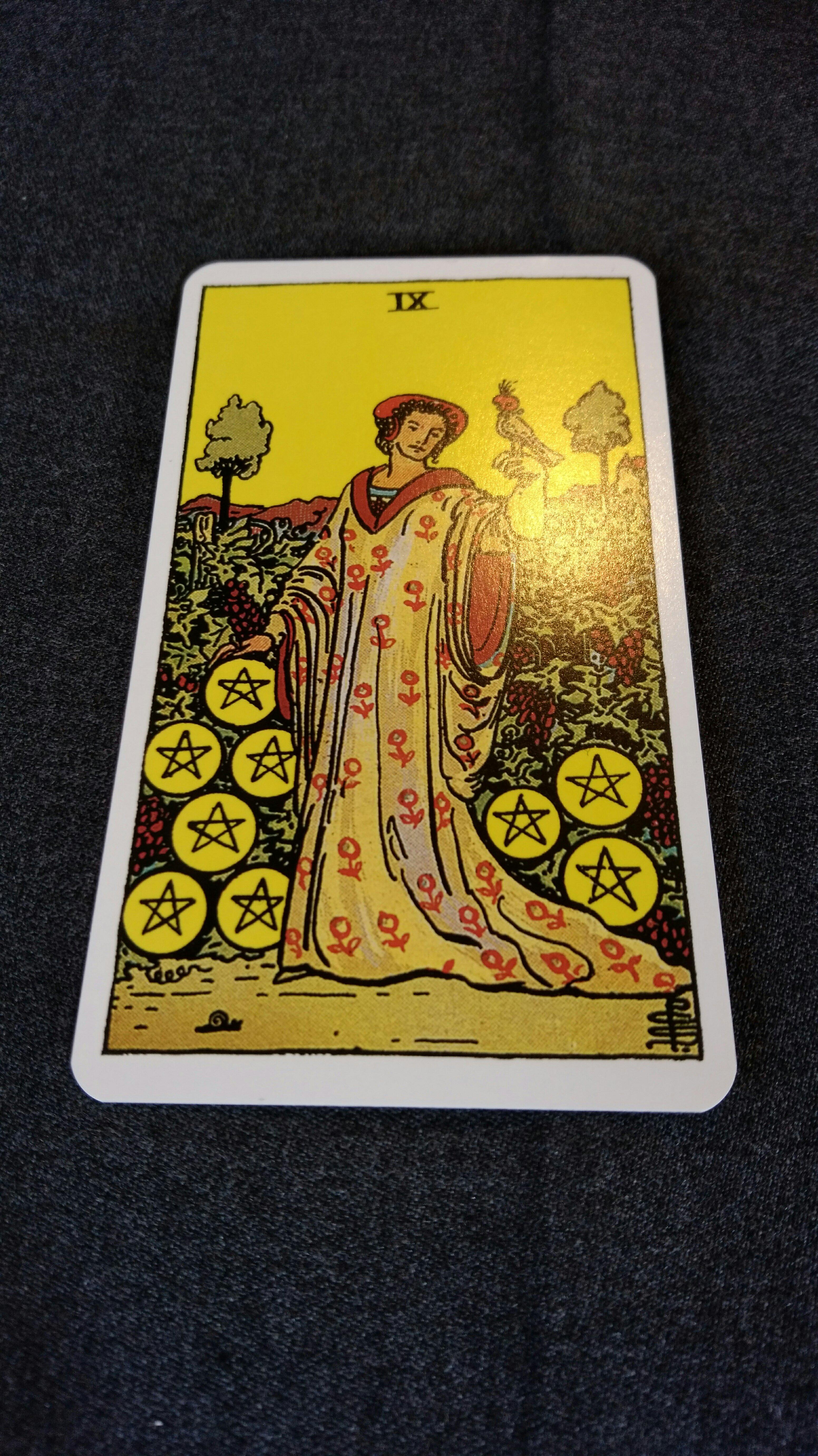 日記画像-今日のカード